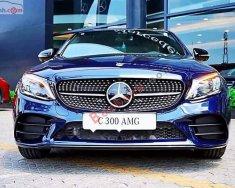Bán Mercedes C300 AMG năm sản xuất 2019, màu xanh lam giá 1 tỷ 897 tr tại Hà Nội