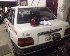 Cần bán xe Kia Pride năm 1996, màu trắng, đăng kiểm còn giá 35 triệu tại Nam Định