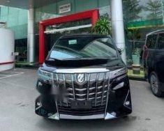 Bán xe Toyota Alphard năm sản xuất 2019, màu đen, nhập khẩu nguyên chiếc giá 4 tỷ 38 tr tại Tp.HCM