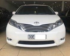 Bán Toyota Sienna Limited biển Hà Nội, màu trắng nội thất nâu, xe sản xuất tháng 8/2015 đăng ký 2016, chạy hơn 30.000Km giá 2 tỷ 950 tr tại Hà Nội