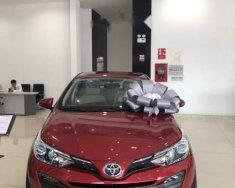 Toyota Hùng Vương bán Toyota Vios G sản xuất năm 2019, màu đỏ, giá 606tr giá 606 triệu tại Bình Dương