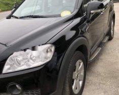 Cần bán lại xe Chevrolet Captiva MT đời 2008, màu đen số sàn giá cạnh tranh giá 250 triệu tại Phú Thọ