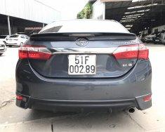 Bán Toyota Altis 2.0V Sportivo màu xanh đá, số tự động, sản xuất 2014, biển Sài Gòn giá 666 triệu tại Tp.HCM