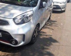 Cần bán xe Kia Morning đời 2015, màu bạc, không va chạm giá 3 tỷ 250 tr tại Đồng Nai