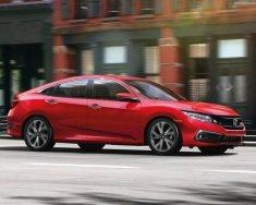 Bán Honda Civic năm 2019, màu đỏ, nhập khẩu giá 886 triệu tại Cần Thơ