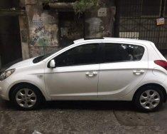Bán Hyundai i20 sản xuất năm 2011, màu trắng, xe nhập xe gia đình giá 335 triệu tại Hà Nội