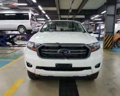 Bán Ford Ranger XLS 2.2L MT 2019, màu trắng, nhập khẩu giá 630 triệu tại Hà Nội