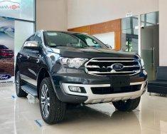 Bán Ford Everest Titanium 2.0L 4x4 AT 2019, màu đen, xe nhập giá 1 tỷ 359 tr tại Quảng Ninh
