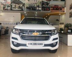 Bán Chevrolet Colorado LTZ 2.5L 4x4 AT 2019, màu trắng, nhập khẩu   giá 739 triệu tại Hà Nội