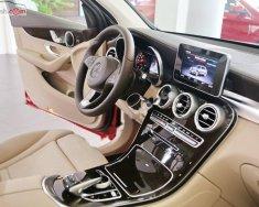 Bán ô tô Mercedes GLC 200 sản xuất 2019, màu đỏ giá 1 tỷ 699 tr tại Hà Nội