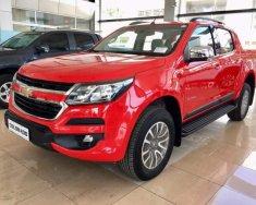 Cần bán Chevrolet Colorado 2.5L 4x2 MT LT đời 2019, màu đỏ, nhập khẩu nguyên chiếc giá 624 triệu tại Tp.HCM