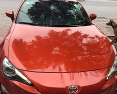 Bán Toyota 86 hai cửa tự động 2012 màu Cam đỏ nhập Nhật chính chủ giá 735 triệu tại Tp.HCM