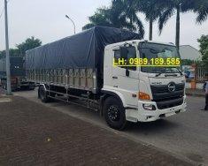 Xe tải 8 tấn Hino FG khuyến mại lệ phí trước bạ cực Shock trong tháng 6 giá 1 tỷ 450 tr tại Hà Nội