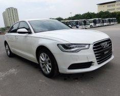 Bán ô tô Audi A6 đời 2014, màu trắng, xe nhập giá 1 tỷ 90 tr tại Hà Nội