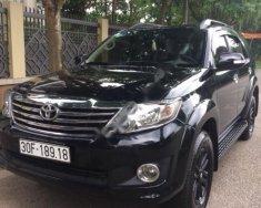 Cần bán Toyota Fortuner 2013, màu đen chính chủ giá 659 triệu tại Hà Nội