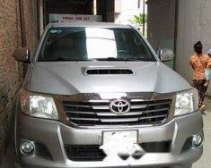 Bán Toyota Hilux 2.5MT đời 2014, màu bạc số sàn, giá 480tr giá 480 triệu tại Hà Nội