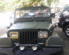 Xe Jeep A2 sản xuất năm 1990, màu xanh lam, nhập khẩu   giá 115 triệu tại Tp.HCM