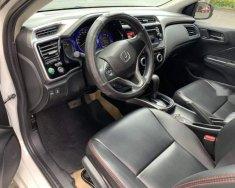 Bán Honda City 1.5 CVT Sx 08/2016, màu trắng, máy xăng, số tự động, tư nhân chính chủ, một chủ từ đầu giá 480 triệu tại Bình Dương