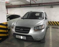 Bán Hyundai Santa Fe sản xuất năm 2009, màu bạc, nhập khẩu   giá 545 triệu tại Hà Nội