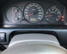 Bán Mazda 626 sản xuất năm 2001, màu đen, xe vừa bọc lại da nội thất giá 150 triệu tại Hà Nội