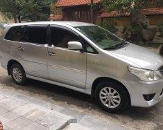 Bán chiếc xe Innova 2.0E màu bạc, Sx cuối năm 2014, chính chủ nhà tôi đi từ đầu giá 495 triệu tại Hà Nội