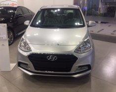 Bán xe Hyundai Grand i10 1.2 MT đời 2019, màu bạc giá cạnh tranh giá 383 triệu tại Hà Nội