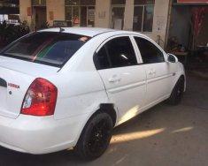 Bán Hyundai Verna sản xuất 2008, màu trắng, nhập khẩu nguyên chiếc chính chủ giá 175 triệu tại Cần Thơ