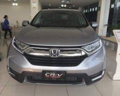Bán xe Honda CR V   đời 2018, màu xám, xe nhập Thái Lan giá 1 tỷ 93 tr tại Hà Nội