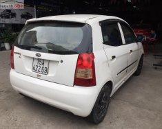 Xe Kia Morning SLX 1.0 MT sản xuất 2007, màu trắng, xe nhập  giá 138 triệu tại Hải Phòng