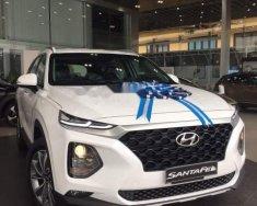 Bán xe Hyundai Santa Fe 2019, màu trắng giá 1 tỷ 30 tr tại Lâm Đồng