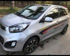 Cần bán Kia Morning MT sản xuất năm 2014, màu bạc, xe mới làm đăng kiểm giá 218 triệu tại Bắc Ninh
