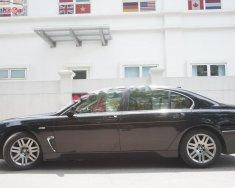 Xe BMW 7 Series 730LI sản xuất năm 2007, màu đen, xe nhập giá 525 triệu tại Hà Nội