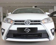HCM: Toyota Yaris AT 2016, màu trắng, trả trước chỉ từ 165 triệu giá 550 triệu tại Tp.HCM