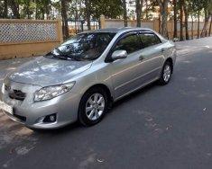 Gia đình bán xe Toyota Corolla altis năm 2009, màu bạc, giá 400tr giá 400 triệu tại Tây Ninh