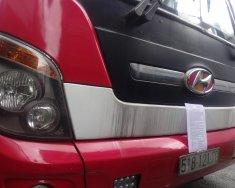 Cần bán chiếc xe ô tô khách 42 chỗ nằm nhãn hiệu Universe Heaco đời 2013 tại Việt Nam, hai màu trắng đỏ giá 1 tỷ tại Tp.HCM