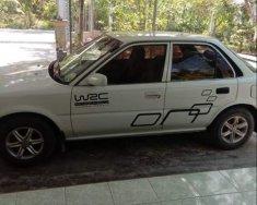 Bán Toyota Corolla đời 1990, màu trắng, nội thất nỉ zin giá 95 triệu tại Tiền Giang