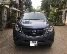 Bán xe Mazda BT 50 2.2L 4x2 AT 2017, màu xanh lam, nhập khẩu nguyên chiếc   giá 600 triệu tại Hà Nội