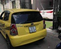 Cần bán xe Kia Morning đời 2009, màu vàng, BSTP 9 chủ giá 219 triệu tại Tp.HCM