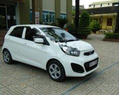 Cần bán lại xe Kia Morning đời 2013, màu trắng như mới giá 198 triệu tại Nghệ An
