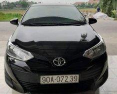 Cần bán gấp Toyota Vios đời 2018, màu đen như mới giá 480 triệu tại Hà Nam