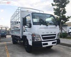Bán Mitsubishi Canter 4.99 đời 2019, màu trắng giá 597 triệu tại Tp.HCM