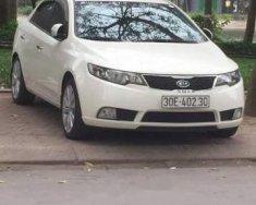 Cần bán lại xe Kia Forte sản xuất 2012, màu trắng còn mới giá 420 triệu tại Hà Nội