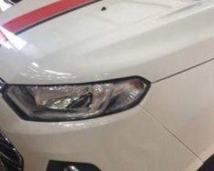 Cần bán lại xe Ford EcoSport đời 2016, màu trắng, xe đẹp như mới giá Giá thỏa thuận tại Tp.HCM