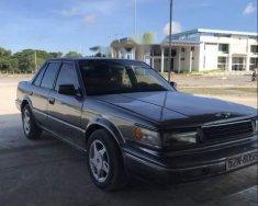 Bán Nissan Maxima 1992, màu xám, nhập khẩu nguyên chiếc giá 29 triệu tại Đồng Tháp