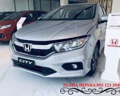 Cần bán xe Honda City CVT năm sản xuất 2019, màu bạc giá 559 triệu tại An Giang