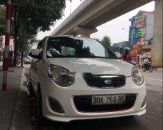 Cần bán lại xe Kia Morning sản xuất 2009, màu trắng giá 175 triệu tại Hà Nội