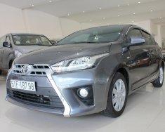 Cần bán Toyota Yaris E số tự động, bảo hành 6 tháng máy hộp số giá 499 triệu tại Tp.HCM