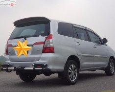 Cần bán xe Toyota Innova J sản xuất 2014, màu bạc số sàn giá 456 triệu tại Hà Nội
