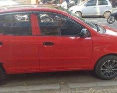 Cần bán xe Kia Morning 2009, màu đỏ, xe đang sử dụng đã qua dịch vụ giá 145 triệu tại Đắk Lắk