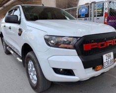 Cần bán xe Ford Ranger XLT đời 2016, màu trắng chính chủ, giá tốt giá 595 triệu tại Hà Nội